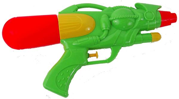 pistolet eau 28 cm 110064 le sp cialiste du ballon sous toutes ses formes et en toutes occasions. Black Bedroom Furniture Sets. Home Design Ideas