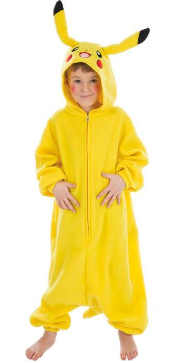 costume de pikachu enfants taille 128 cm 140 cm 152 cm chaks c1092128 le sp cialiste du. Black Bedroom Furniture Sets. Home Design Ideas