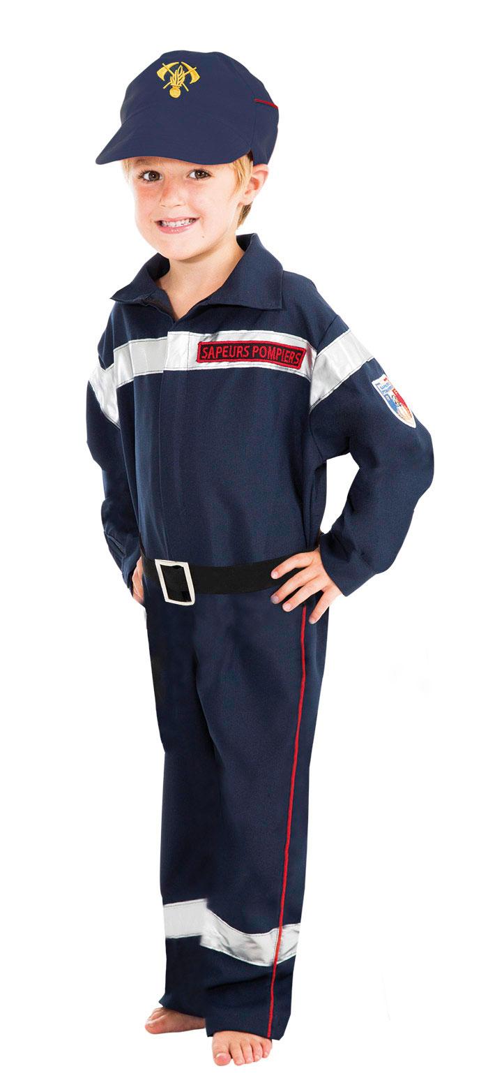 costume enfant luxe sapeur pompier taille 104 cm 116 cm et 128 cm chaks c4109 le sp cialiste. Black Bedroom Furniture Sets. Home Design Ideas