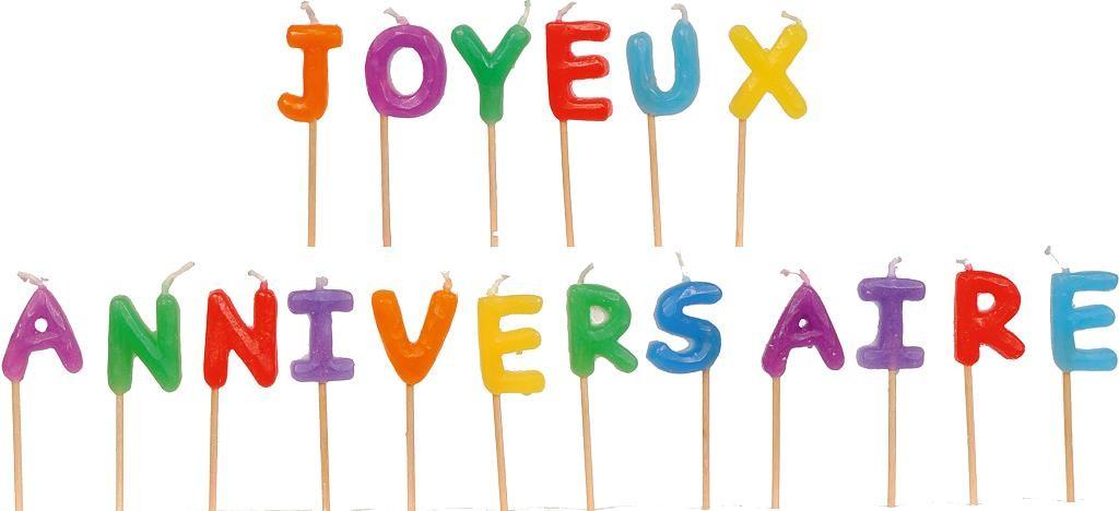 Joyeux Anniversaire Logo Images Gosupsneek